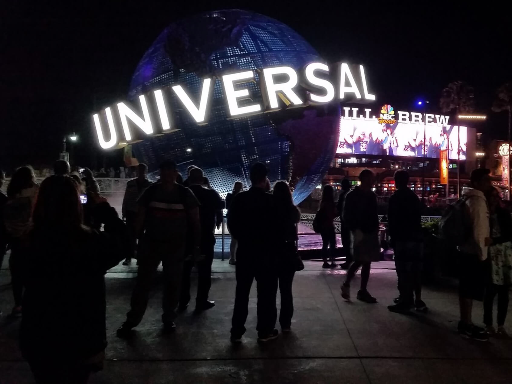 Best time to visit universal studios