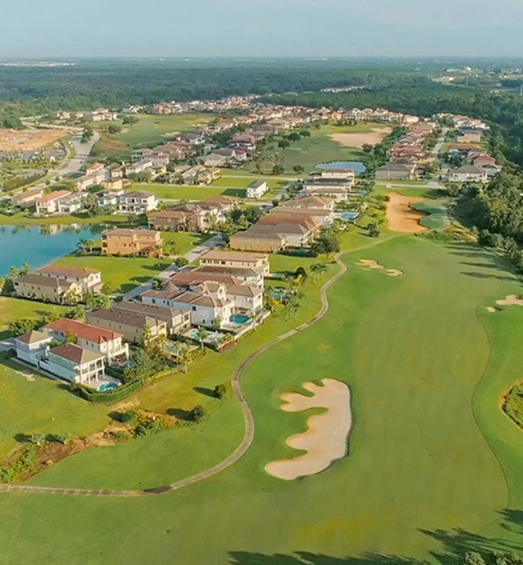 Villatel golfcourse reunion mobile