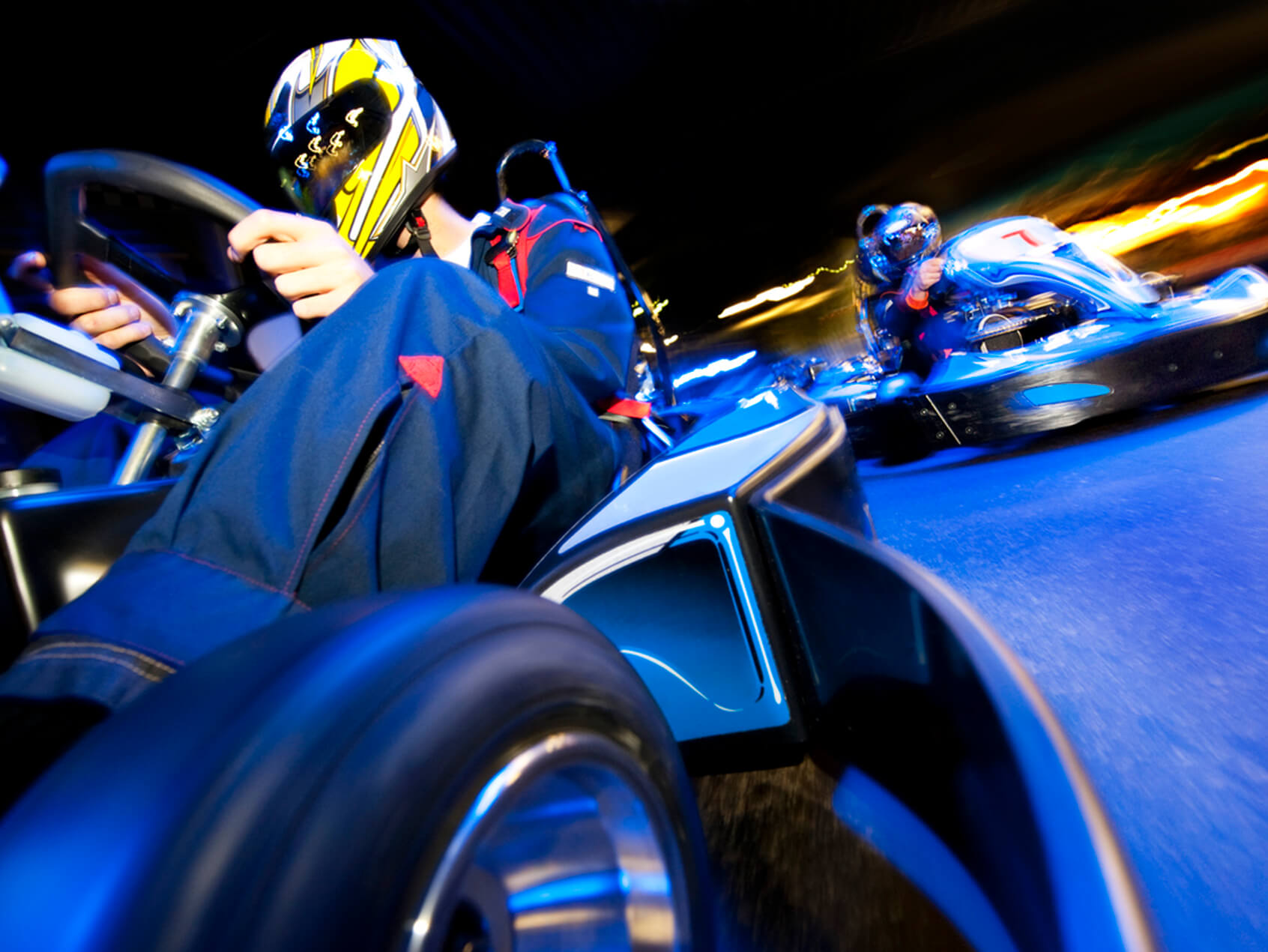 Why everyone must experience i drive nascar indoor kart racing in orlando
