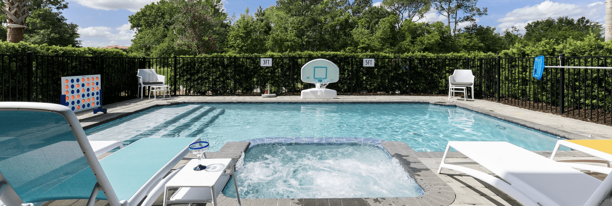Orlando vacation rentals with pool