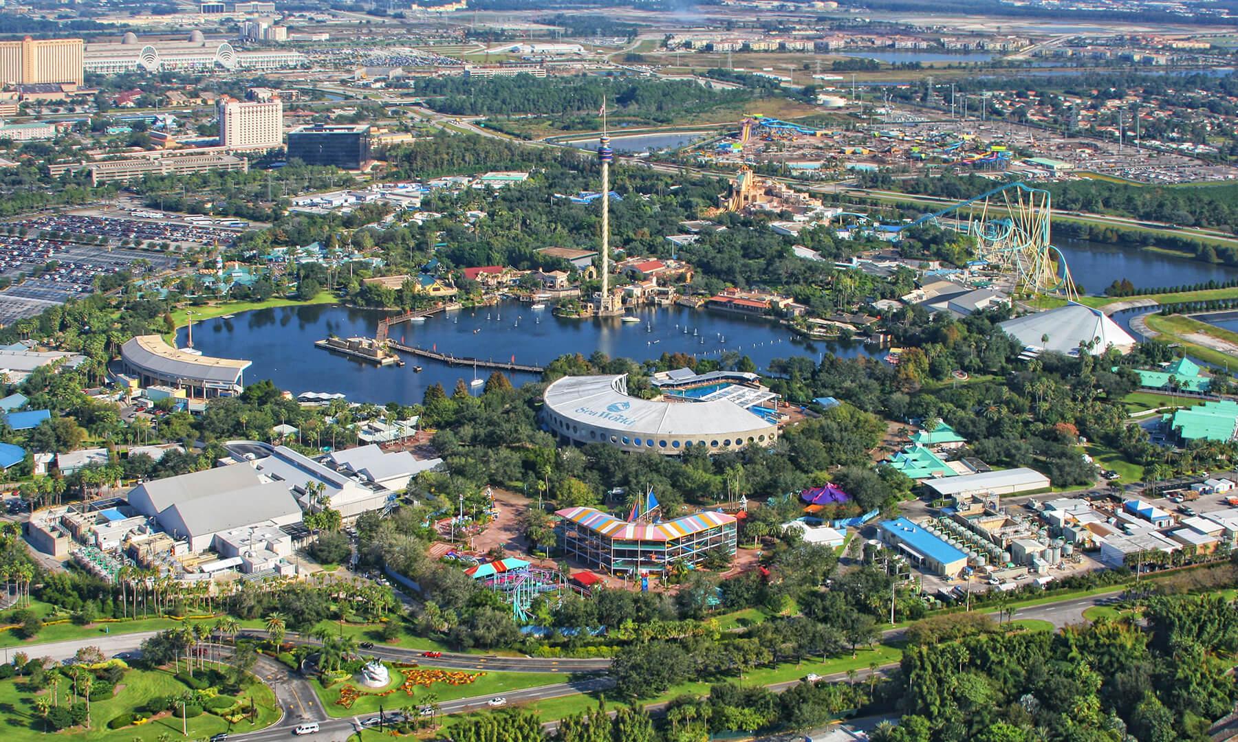 SeaWorld Orlando Park Hours