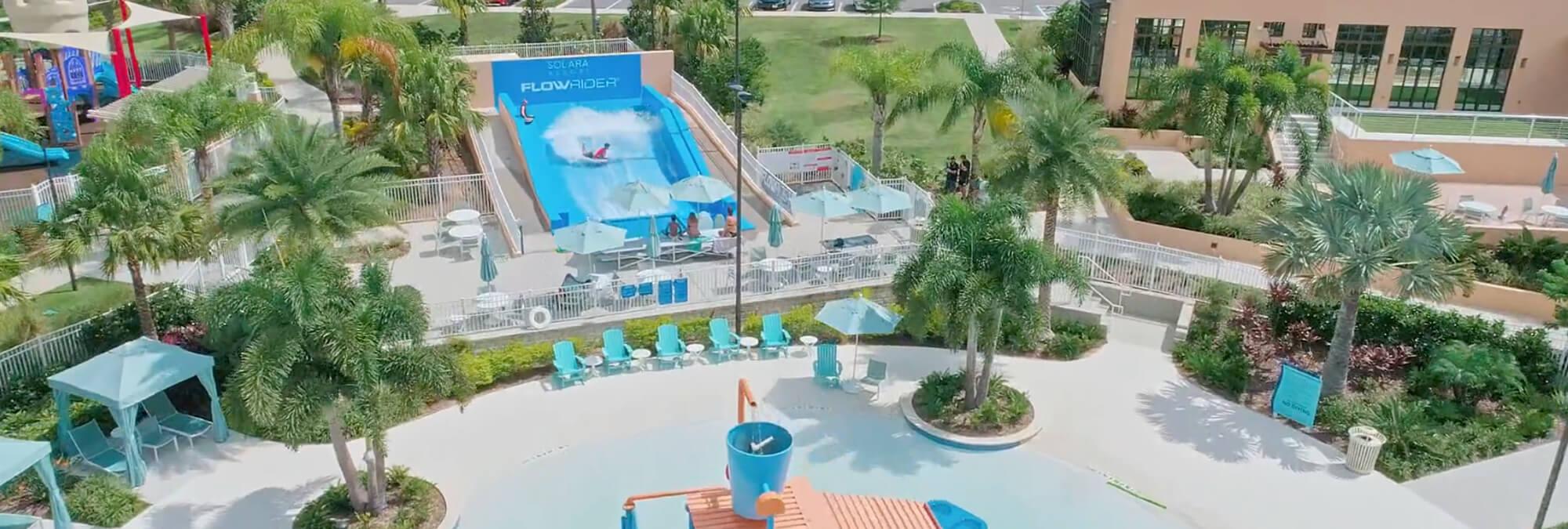 Orlando solara resort