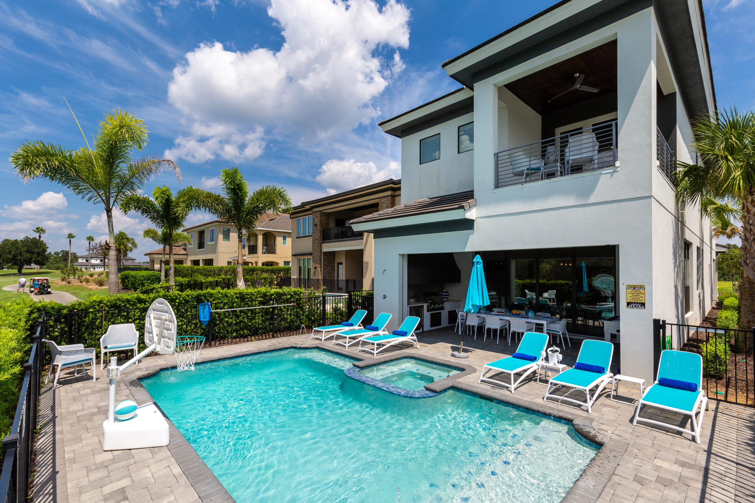 golf view vacation rentals orlando