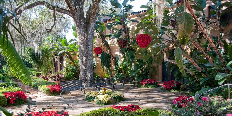 Bok-Tower-Gardens-Christmas-at-Pinewood-in-Lake-Wales-Central-Florida