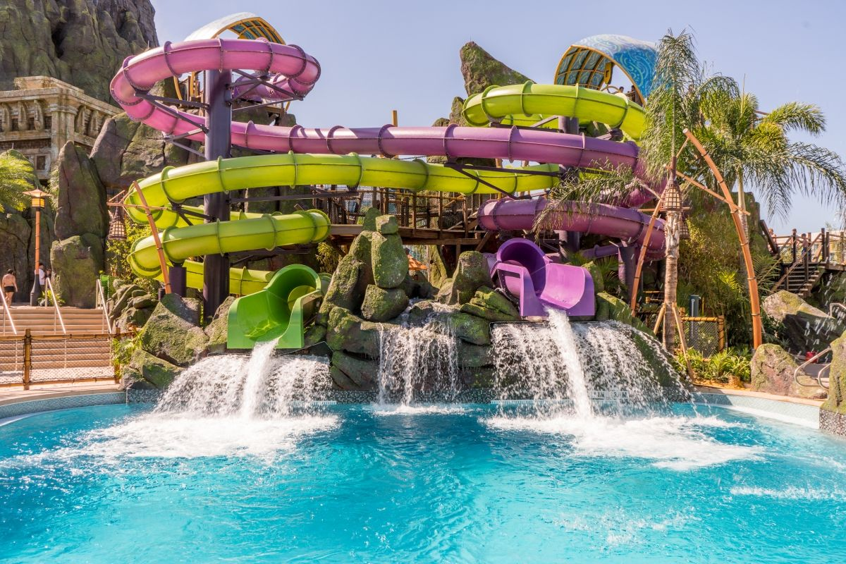 waterparks in orlando fl