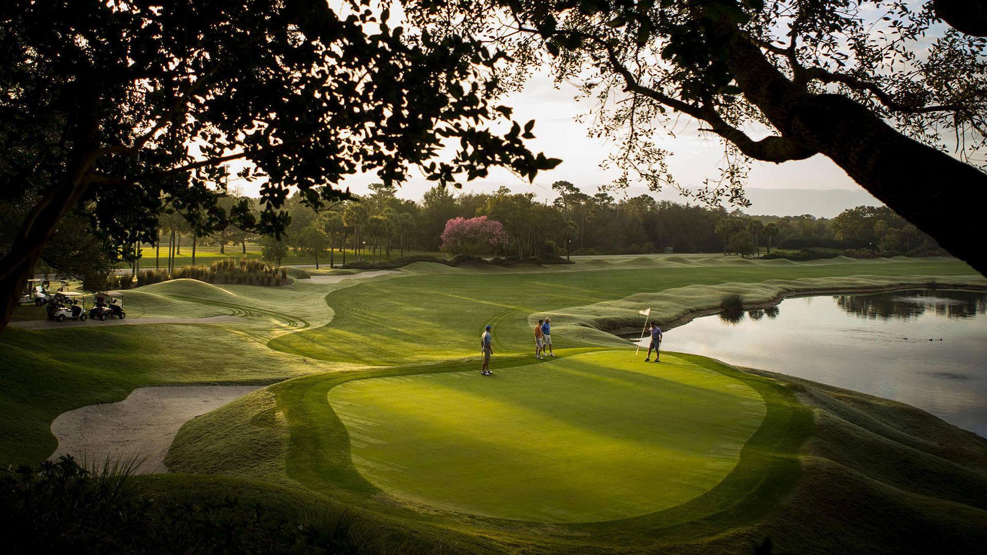 Grand Cypress Golf Resort