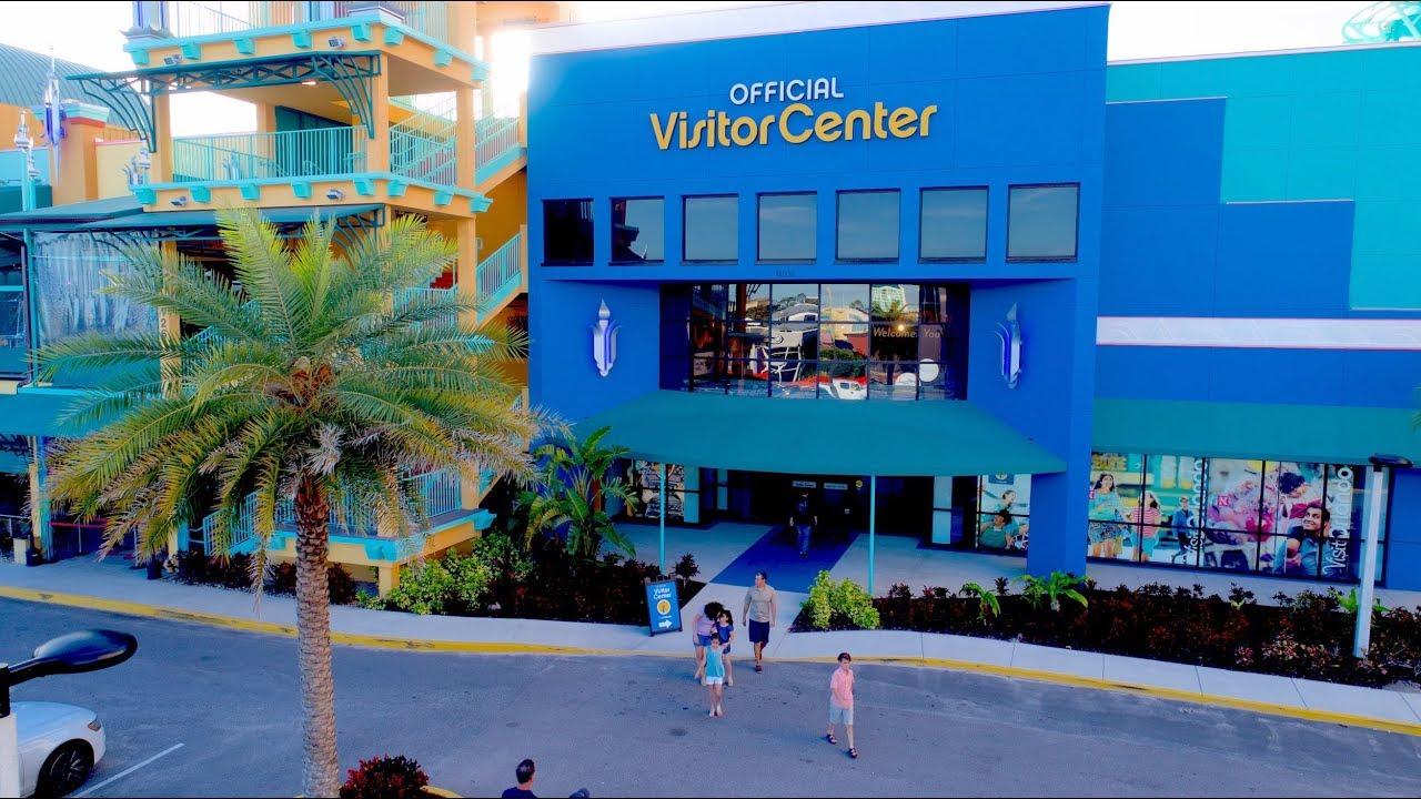 Orlando visitor center