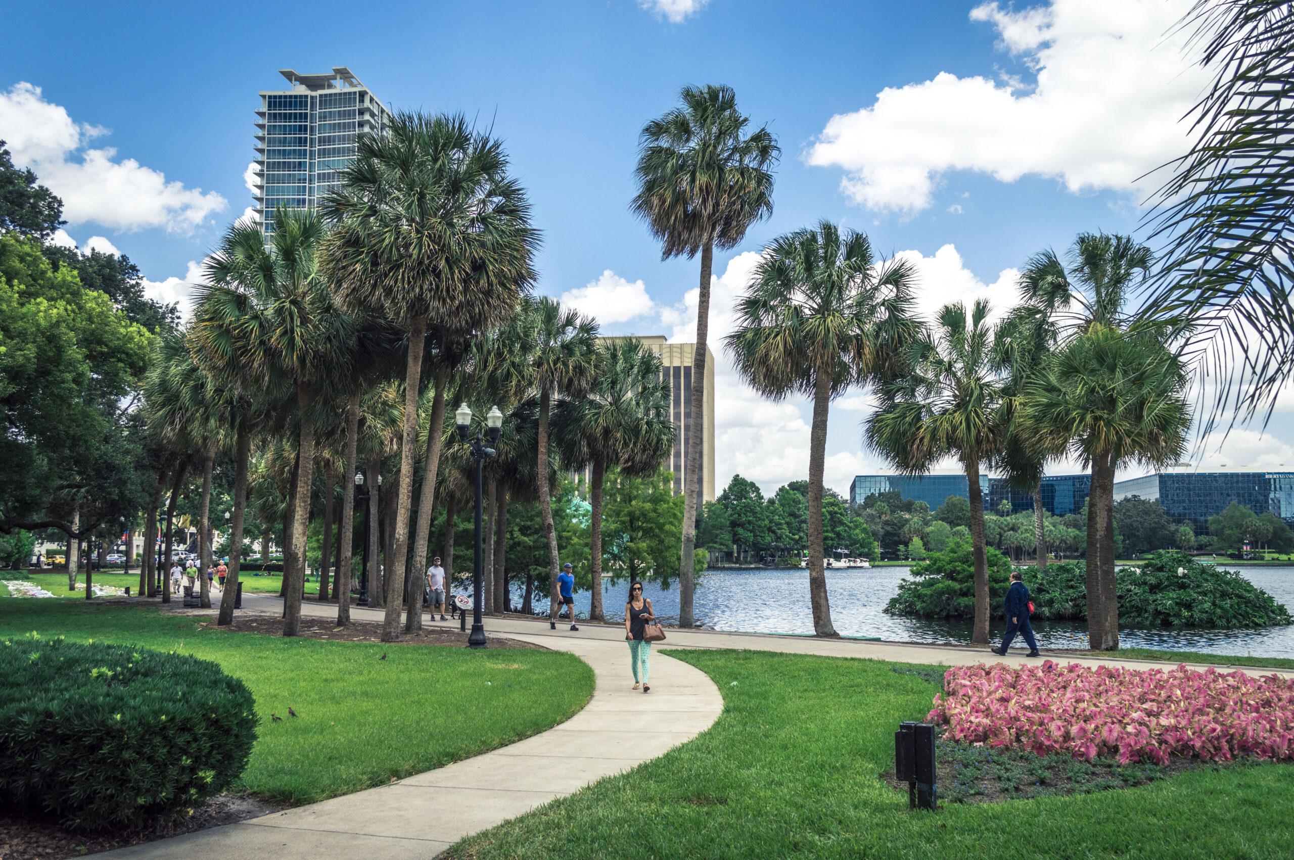 downtown orlando vacation rentals