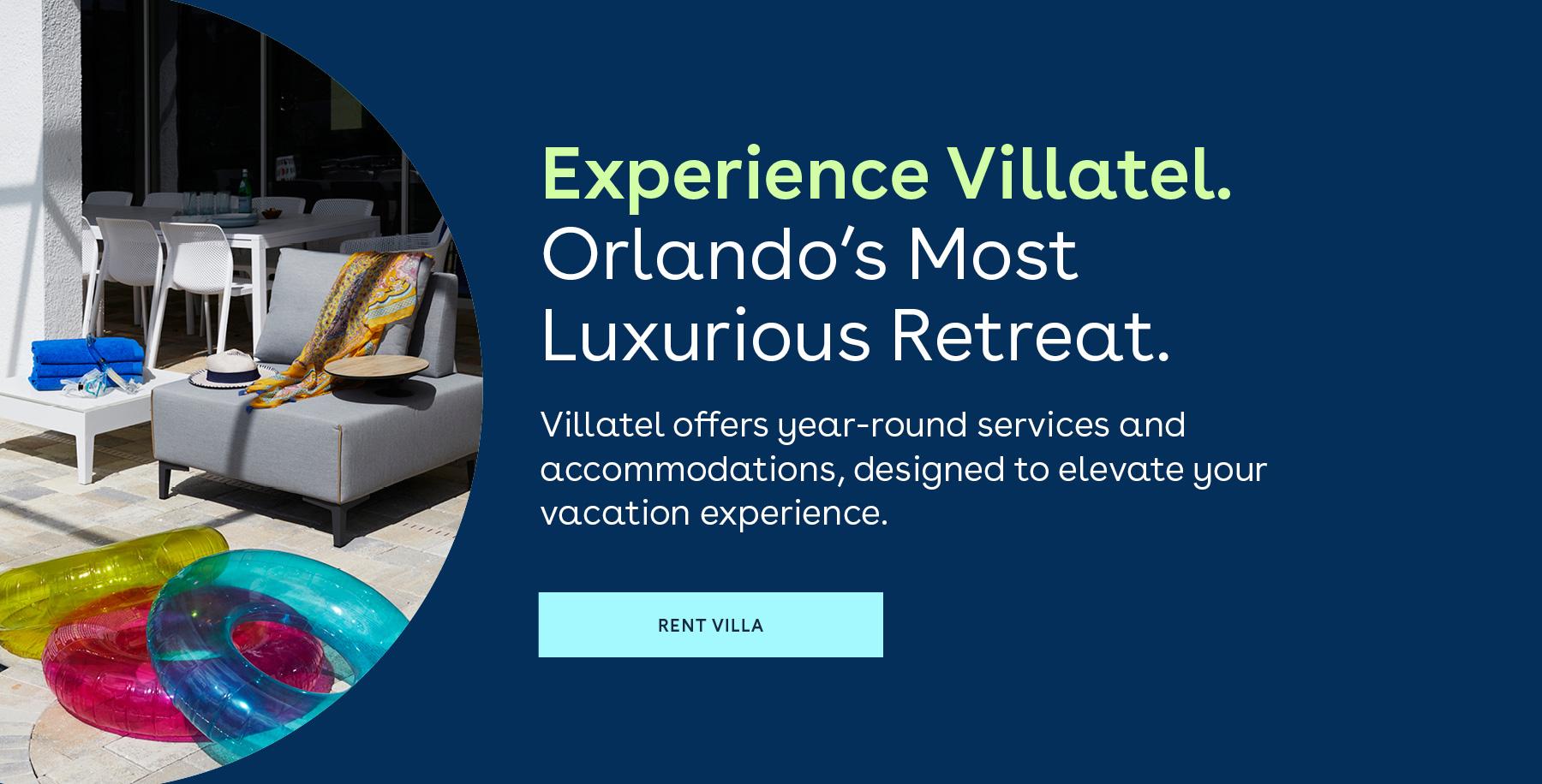 monthly vacation rentals orlando