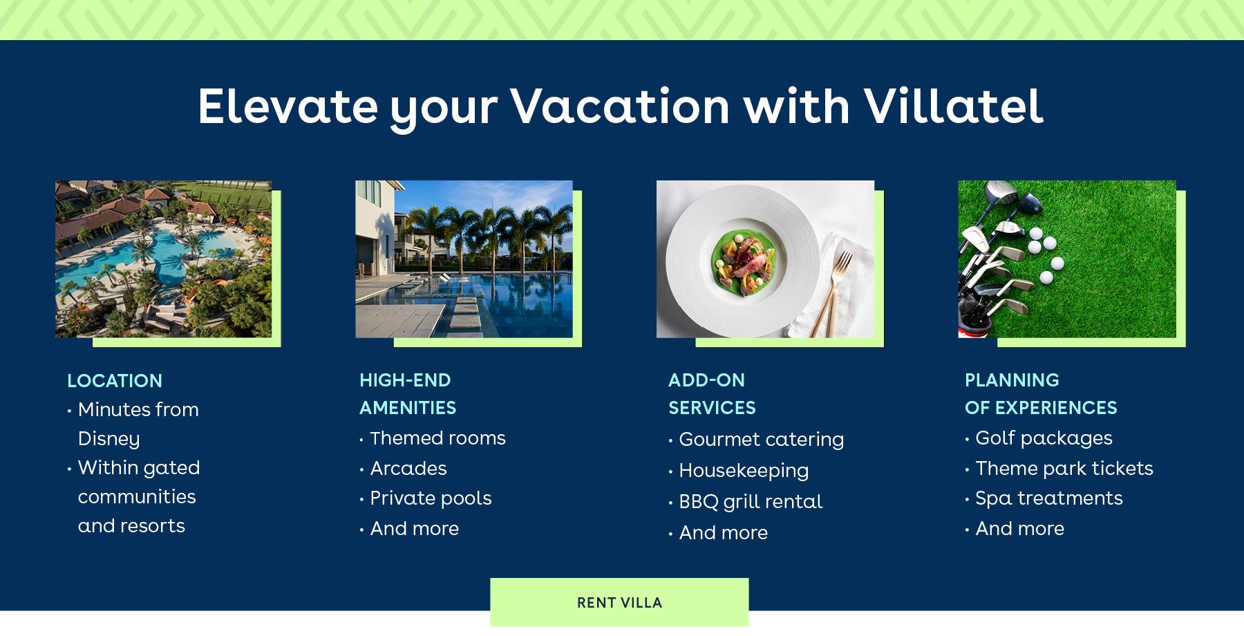 last minute vacation rentals orlando