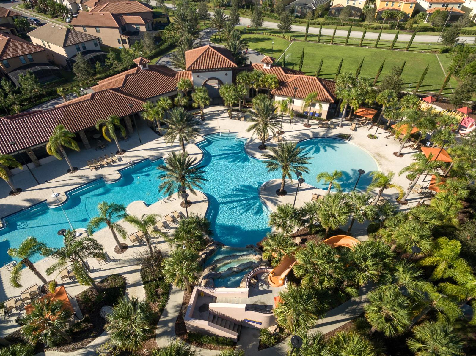 Villas in Solterra Resort