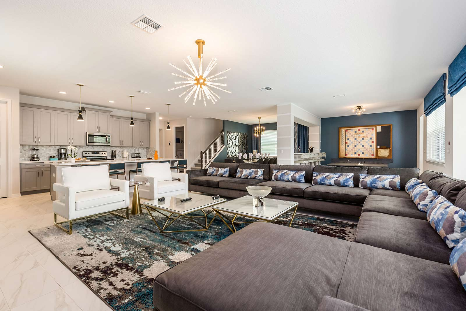 Luxury Rental Home in solara resort