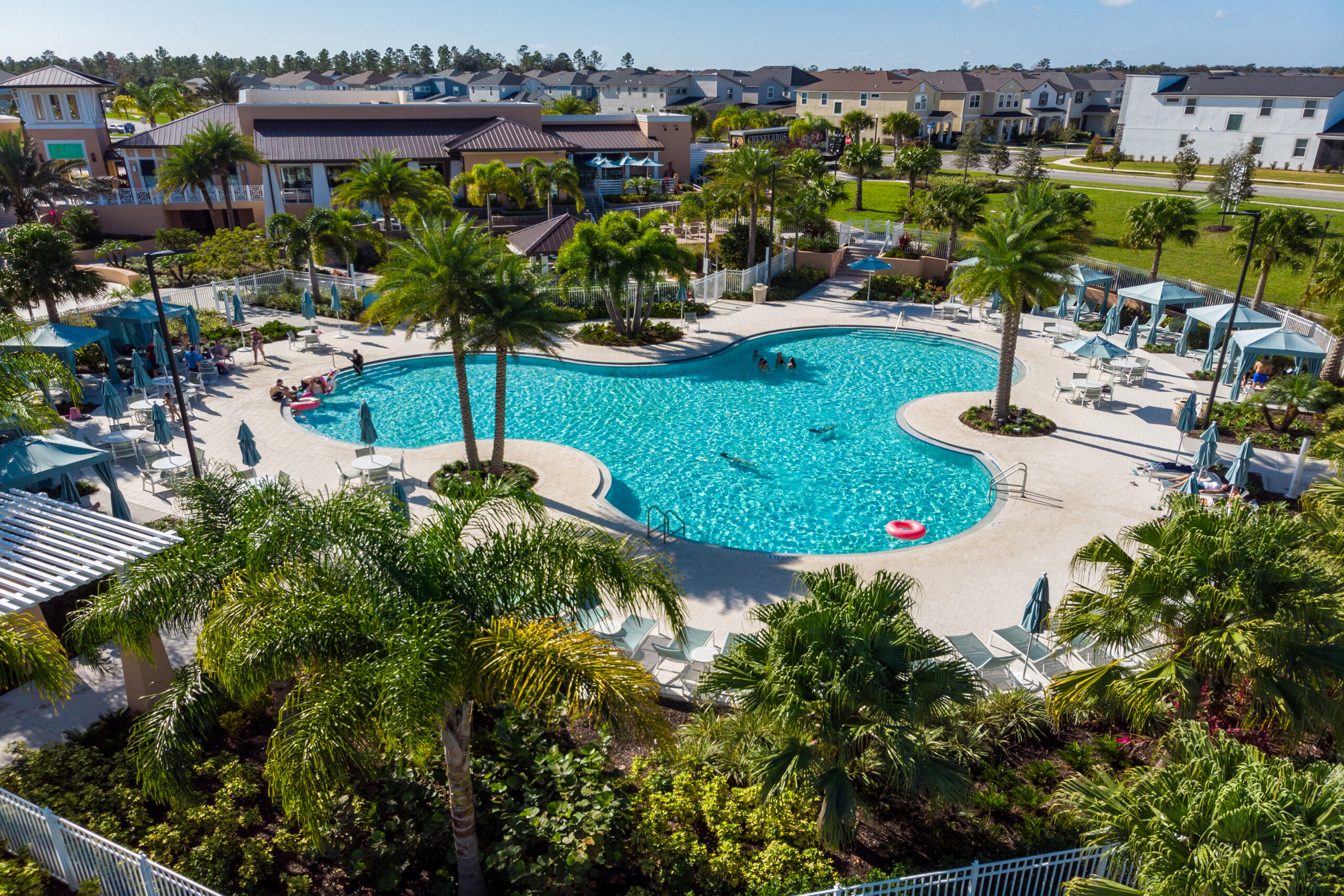 luxury solara resort