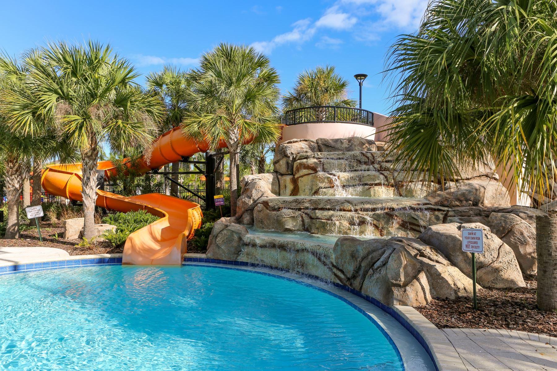 amenities in the Solterra Resort villa