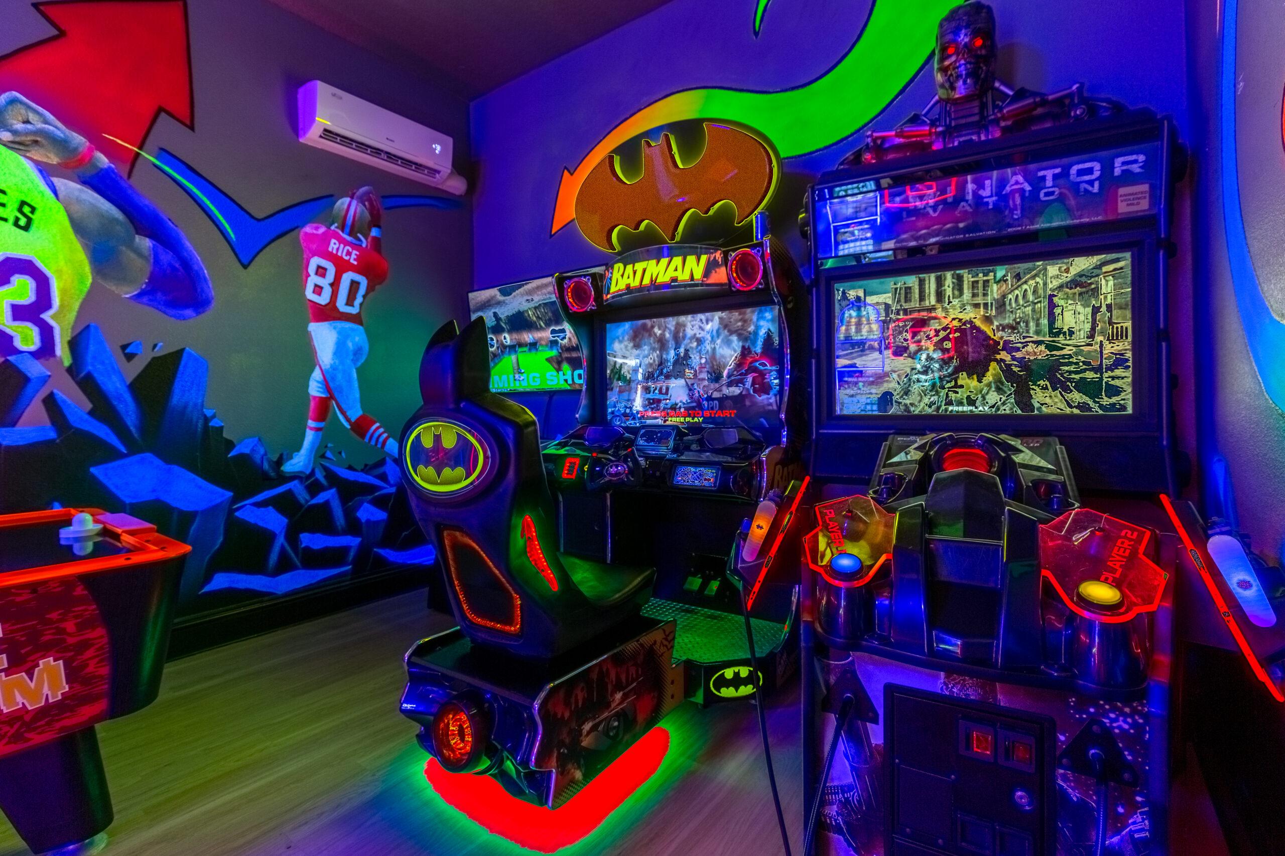 reunion resort Arcade