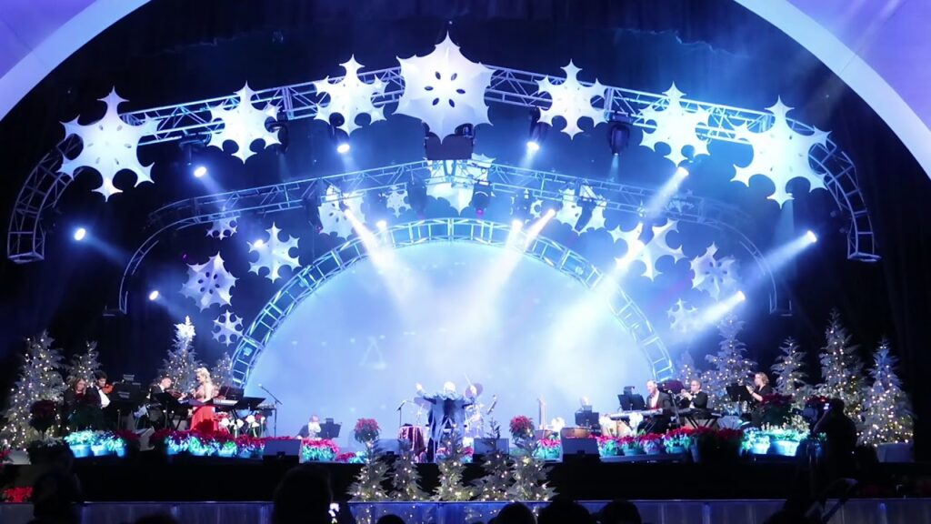 universal studios orlando christmas day