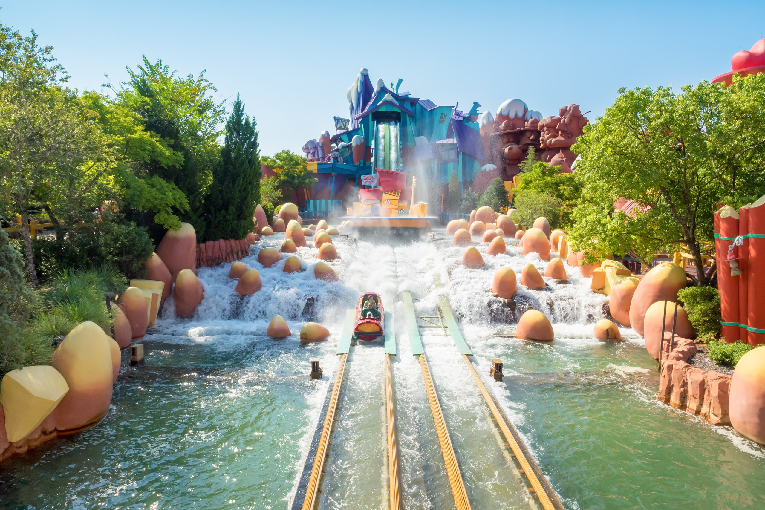 Top Orlando Thrill Rides