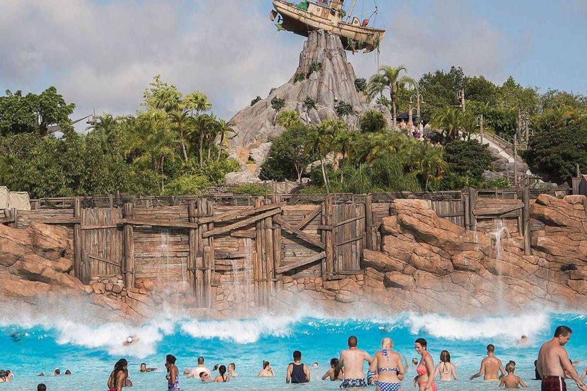 waterparks in orlando fl