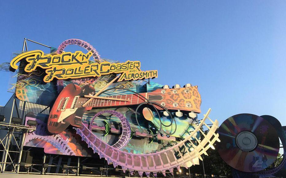 Scary Rides at Disney World