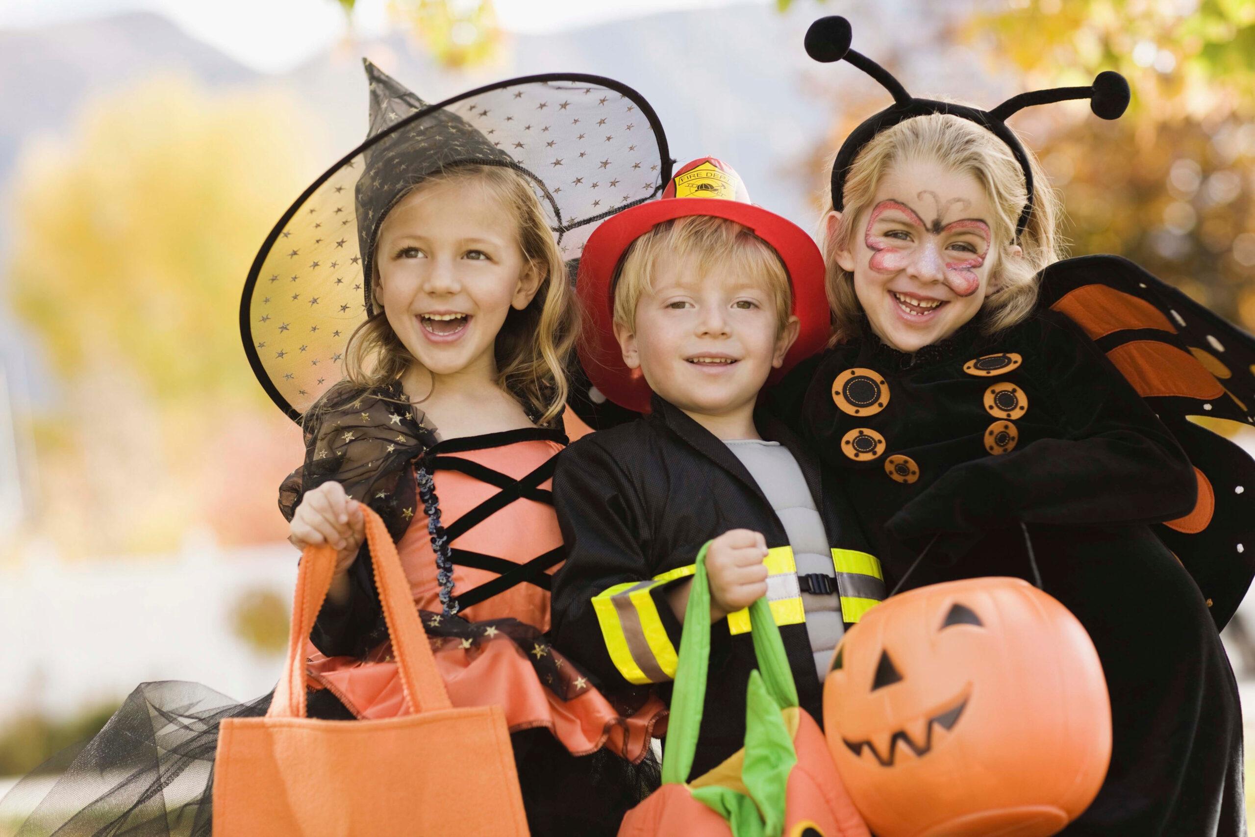 Orlando Halloween Fun For Families