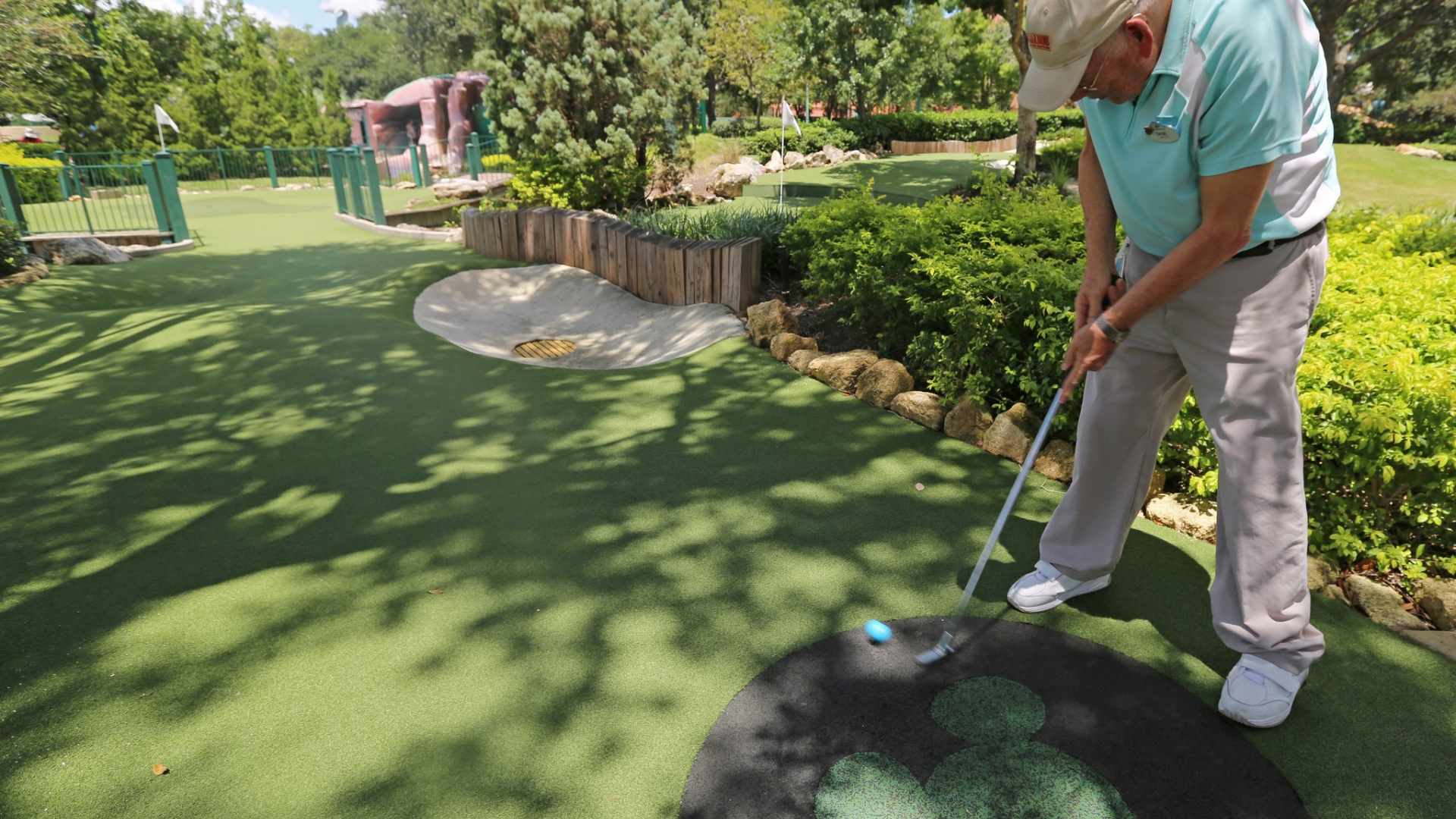 Disney World Mini Golf Courses
