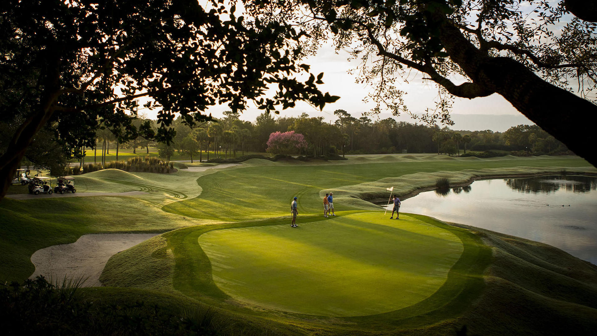 orlando golf resorts