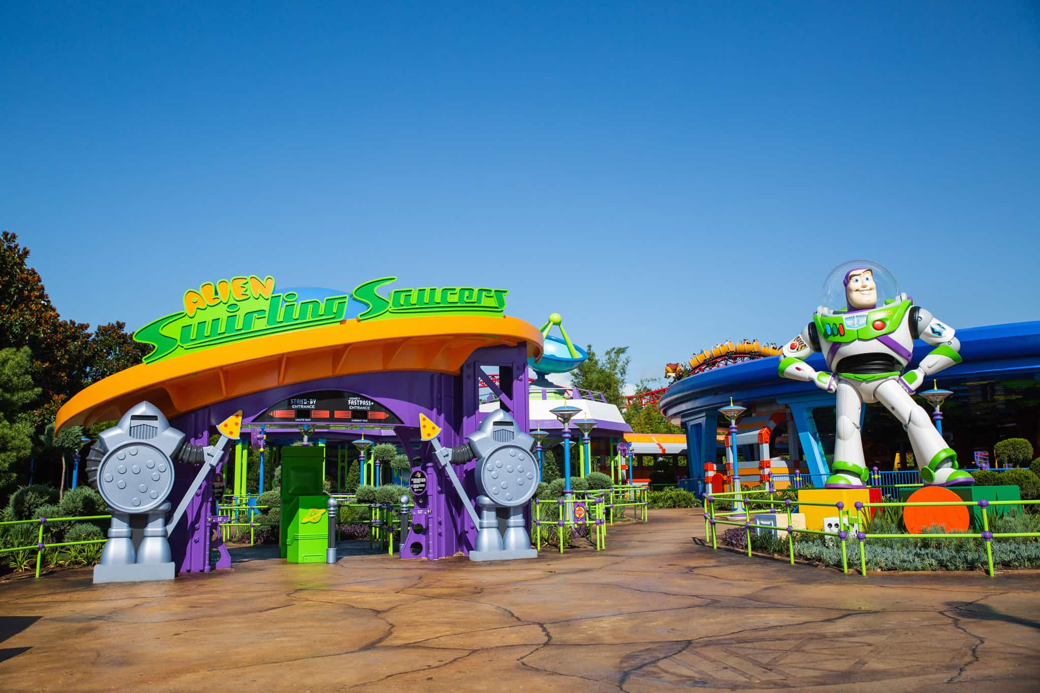 10 Best Disney World Rides for Preschoolers