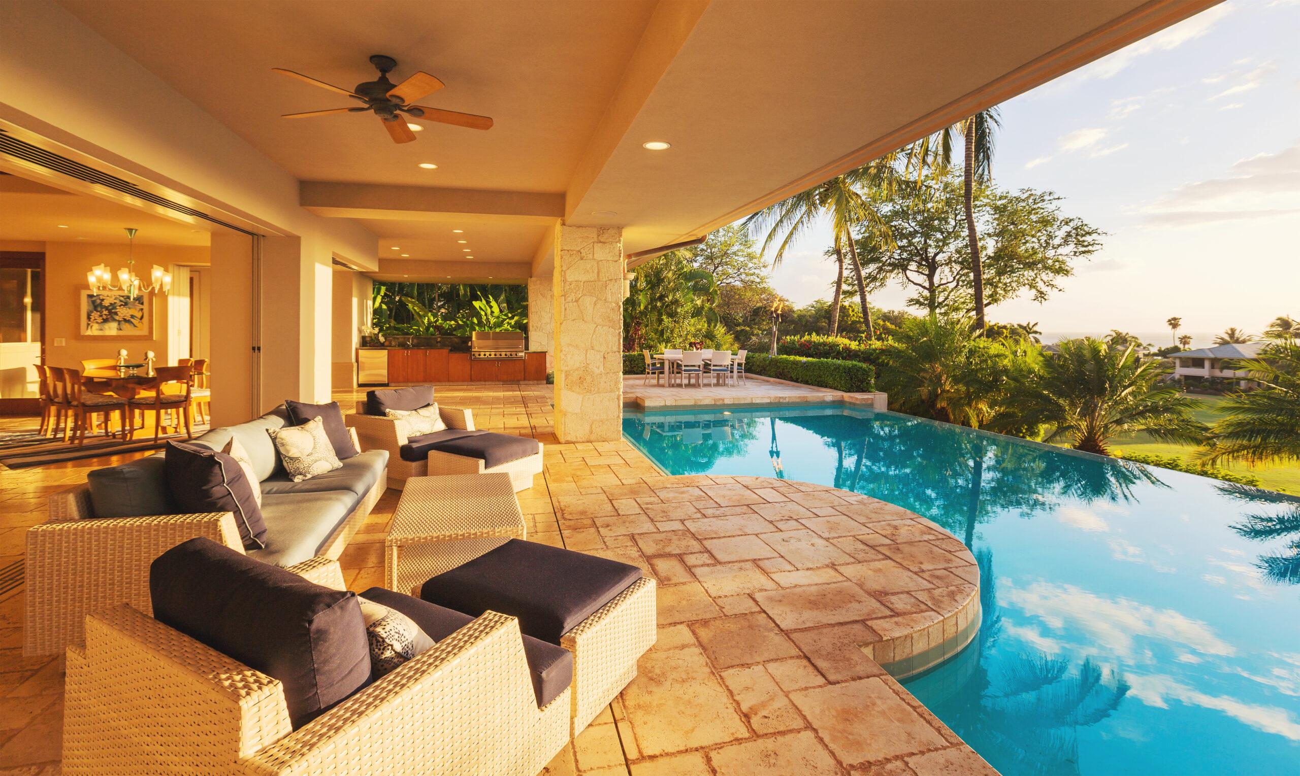 mansion vacation rental
