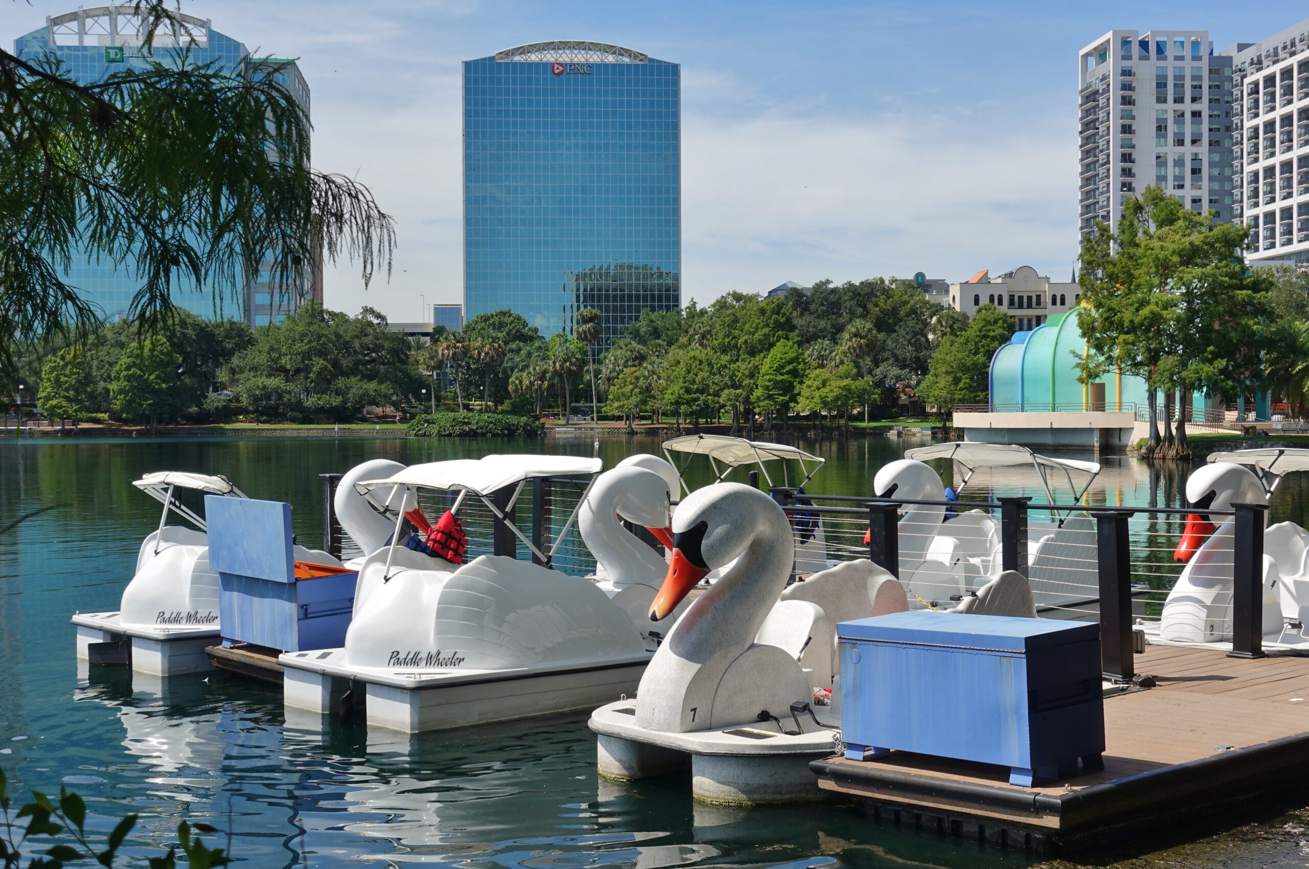 romantic things to do in orlando florida