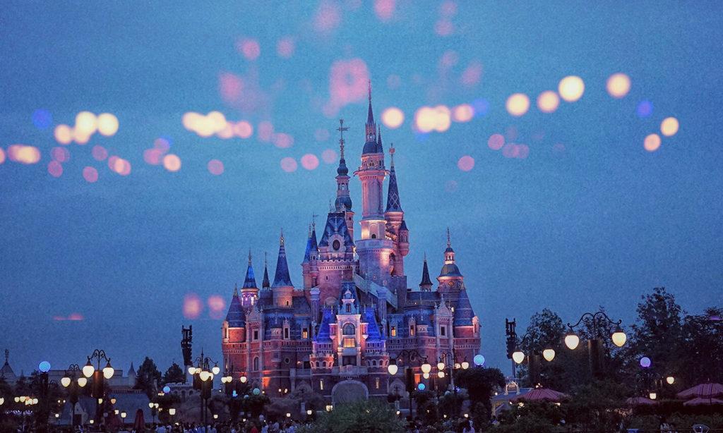 Disney-Race